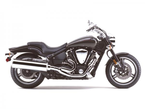 Yamaha XV 1700 Warrior