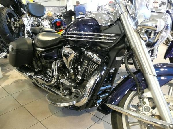 Yamaha XV1900A Midnight Star