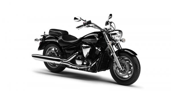 2011 Yamaha XVS 1300 A Midnight Star