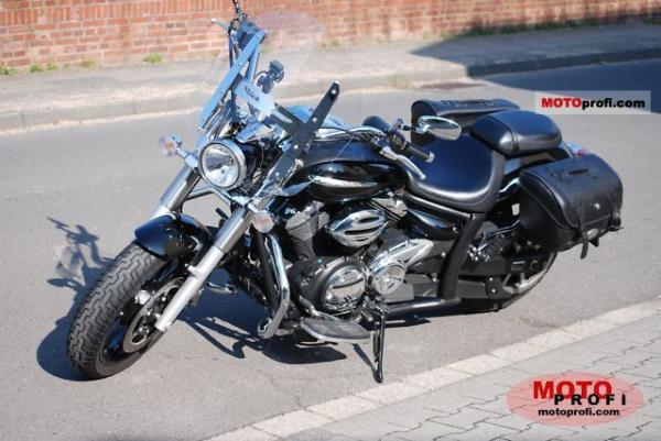 2010 Yamaha XVS950A Midnight Star