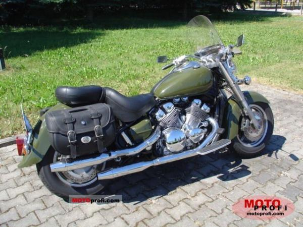 2000 Yamaha XVZ 1300 A Royal Star