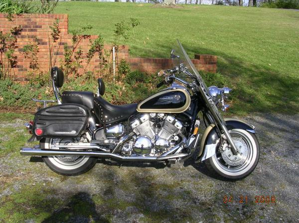 Yamaha XVZ 1300 Royal Star Tour Classic