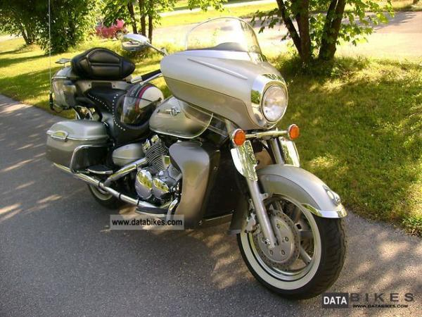 Yamaha XVZ 1300 TF Royal Star Venture
