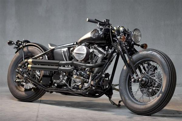 Zero Engineering Type 9 Softail