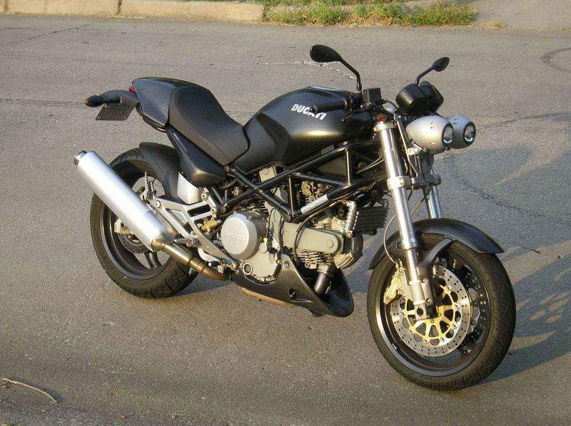 2002 ducati monster 900 i e dark moto zombdrive com. Black Bedroom Furniture Sets. Home Design Ideas