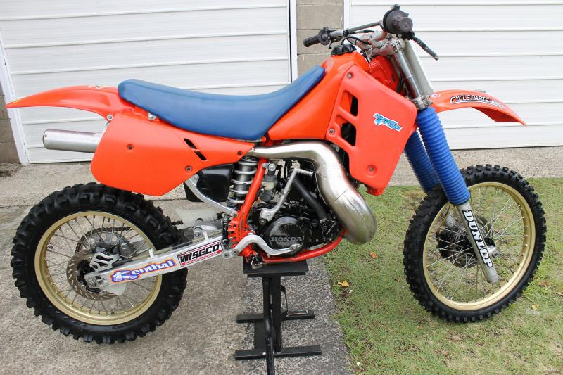 1987 Cr500 Pictures To Pin On Pinterest Pinsdaddy