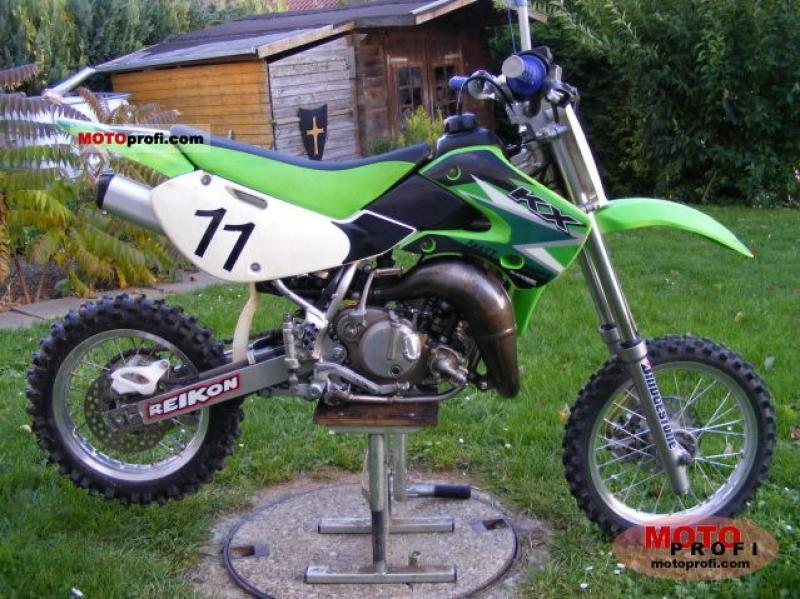 2005 kawasaki kx65 moto zombdrive com. Black Bedroom Furniture Sets. Home Design Ideas