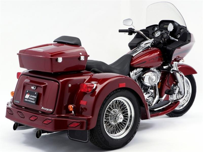 Lehman Trikes Renegade Road Glide on harley dyna glide specifications
