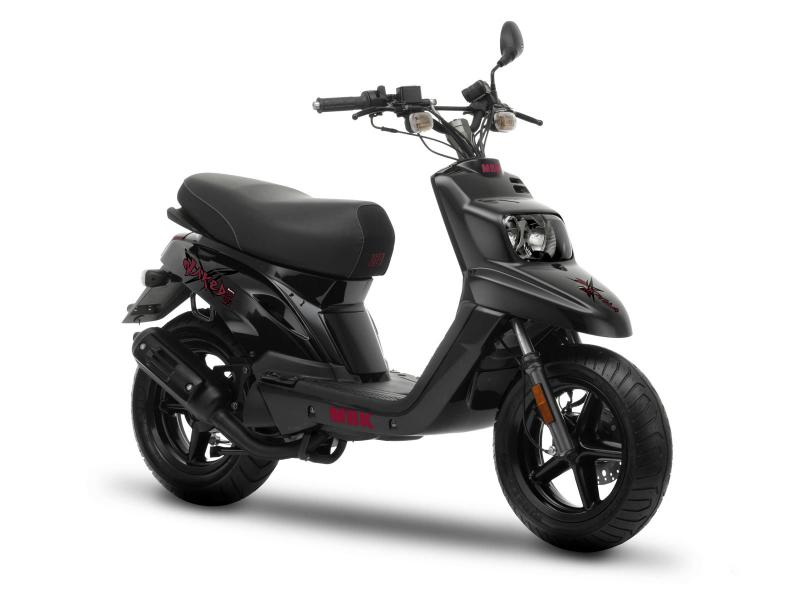 MBK Booster 12 Pouces Naked - Hexa Moto