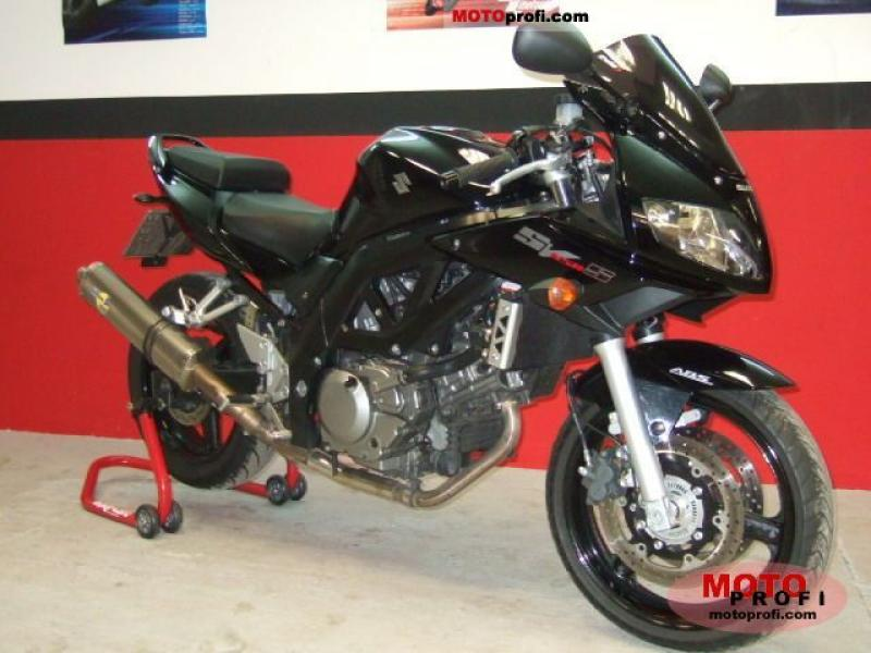 2007 suzuki sv 650 abs moto zombdrive com. Black Bedroom Furniture Sets. Home Design Ideas