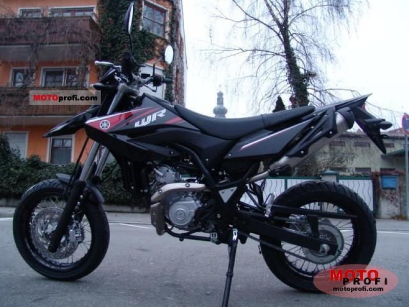 2011 yamaha wr125x moto zombdrive com. Black Bedroom Furniture Sets. Home Design Ideas